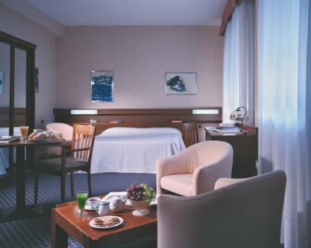 Book/reserve a room in Rovigo, stay at the Best Western Hotel Cristallo