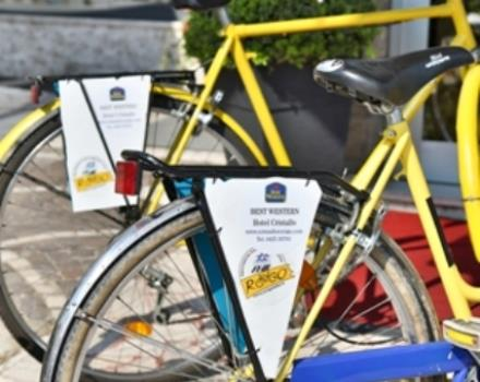 City bikes free of charge for visiting Rovigo