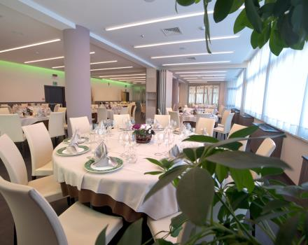 Renewed Banquet Hall to ceremonies and events
