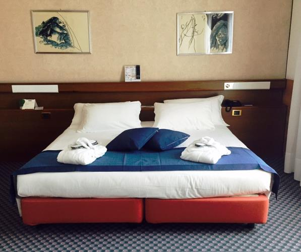 Choose the comfort at the Best Western Hotel Cristallo Rovigo 3 star!