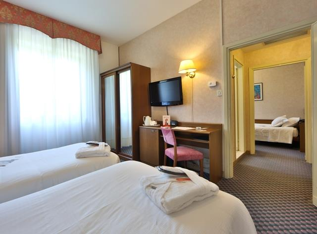 Family Room Best Western Hotel Cristallo*** Rovigo